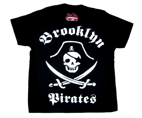 Brooklyn Pirates Toddler Tee