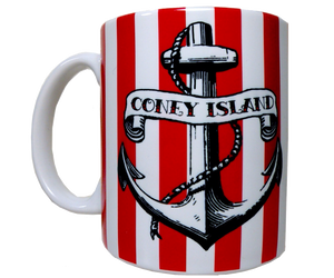 Coney Island Anchor Mug
