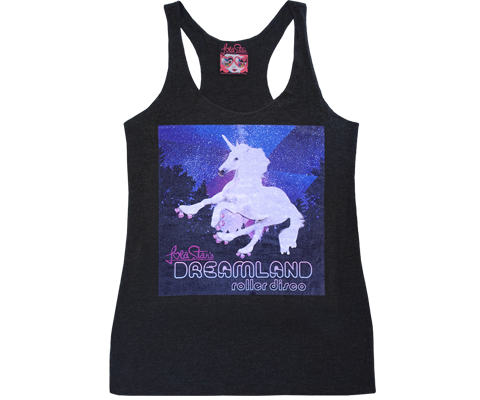 Dreamland Space Unicorn Tank Top