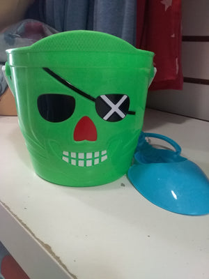Load image into Gallery viewer, Pirate bucket