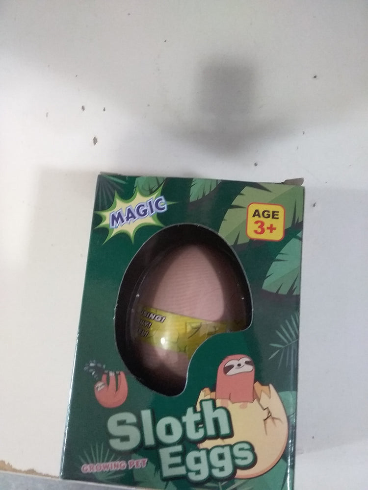 Load image into Gallery viewer, Sloth Egg