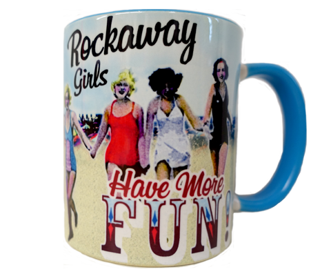 Rockaway Girls Have More Fun Mug