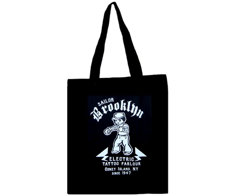 Sailor Brooklyn Canvas Tote
