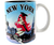 Official New York School of Burlesque Mug