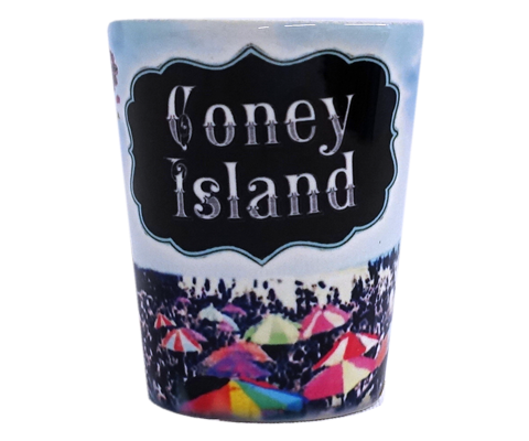 Beach Umbrella Shot Glass