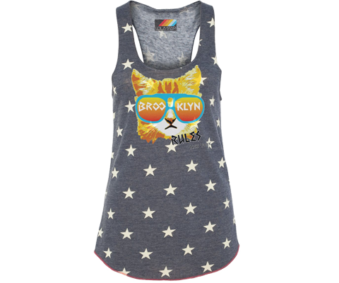 Brooklyn Rad Cat Star Tank