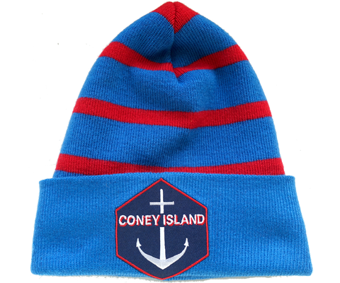 Coney Island Anchor Beanie