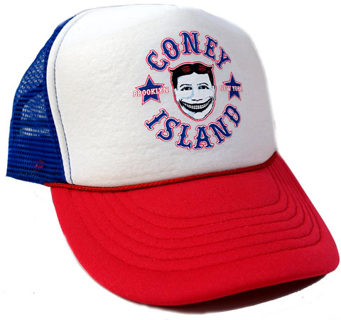 Coney Island Tillie Trucker Hat