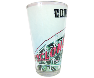 Cyclone Pint Glass