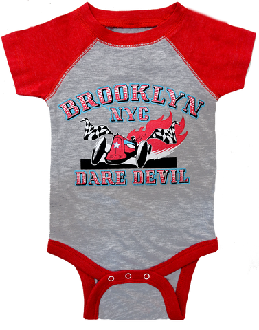 Brooklyn Dare Devil Romper