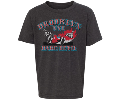 Brooklyn Dare Devil Youth Tee