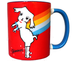 Shimmer Star Limited Edition Birthday Tribute Mug