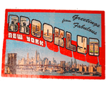 Greetings from Brooklyn Puzzle!