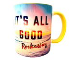 It's All Good Rockaway Mug