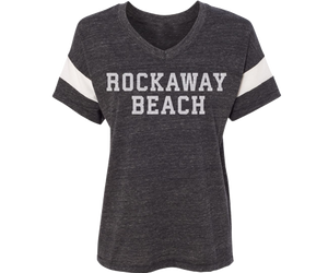 Load image into Gallery viewer, Rockaway beach for ladies, classic jersey style,Handmade gifts for her made in Brooklyn NY