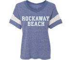 Rockaway Soft Jersey Heather Blue