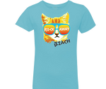 Rockaway Rad Cat Girl's Tee