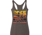 Rockaway Sunset Gradient Tank