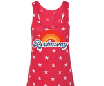 Rockaway Rainbow Red Star Tank