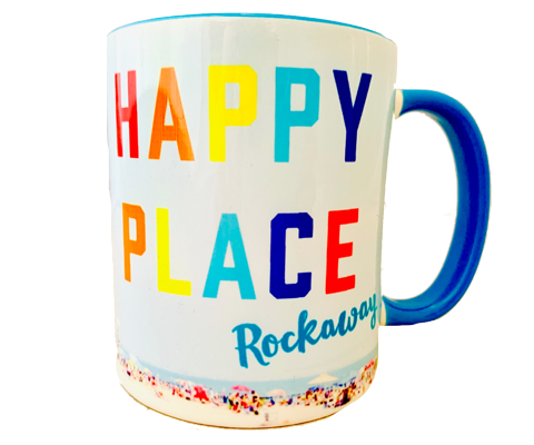 Happy Place Rockaway Mug