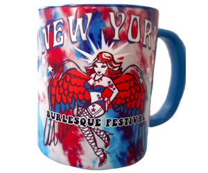 Load image into Gallery viewer, New York Burlesque Festival 2019 Mug