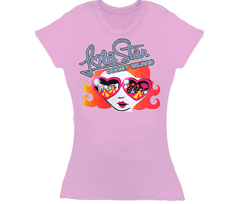 Lola Star Sunglasses Kids Tee