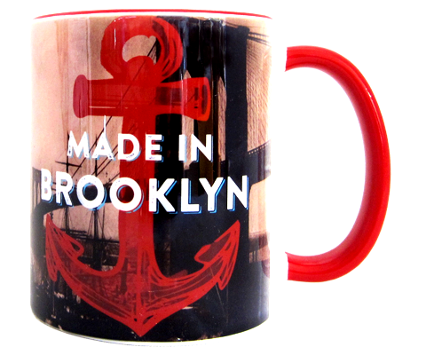 Made in Brooklyn Mug