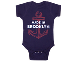 Made in Brooklyn Onesie
