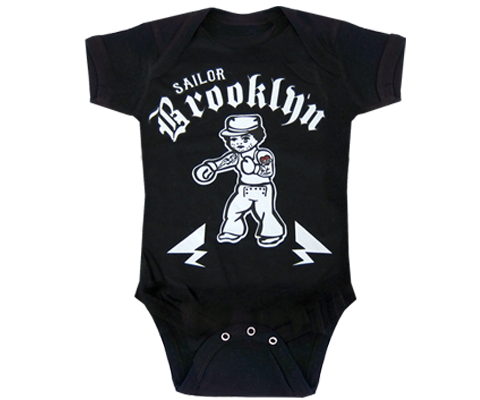 Sailor Brooklyn Onesie
