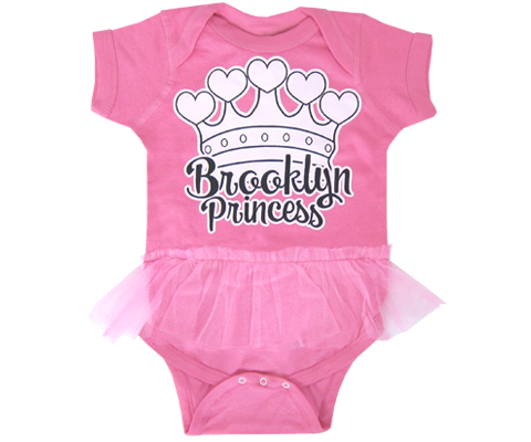 Brooklyn Princess Tutu Onesie