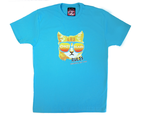 Rad Cat Adult Tee
