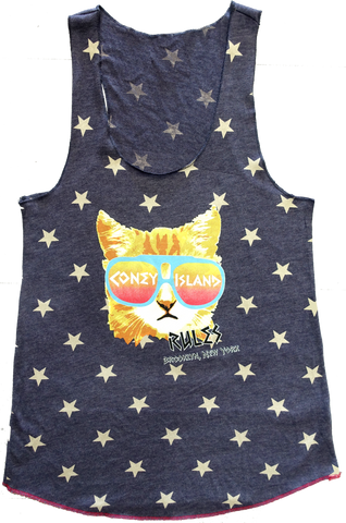 Rad Cat Star Tank