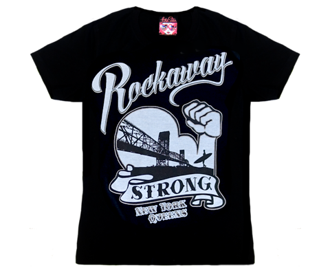 Rockaway Strong Adult Tee Shirt
