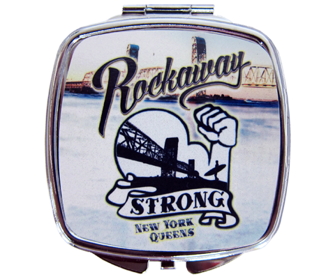 Rockaway Strong Compact Mirror