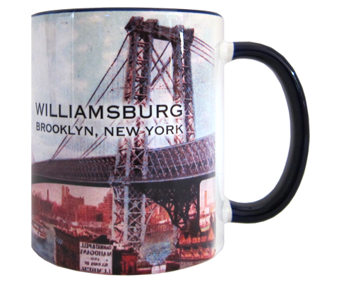 Vintage Williamsburg Mug