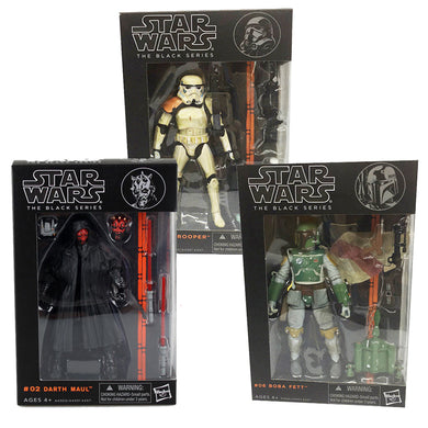 Figura Star Wars The Black Series 17cm