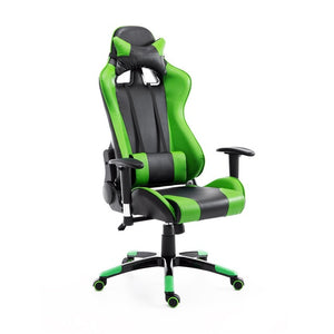 Silla Gaming Elevable y Giratoria