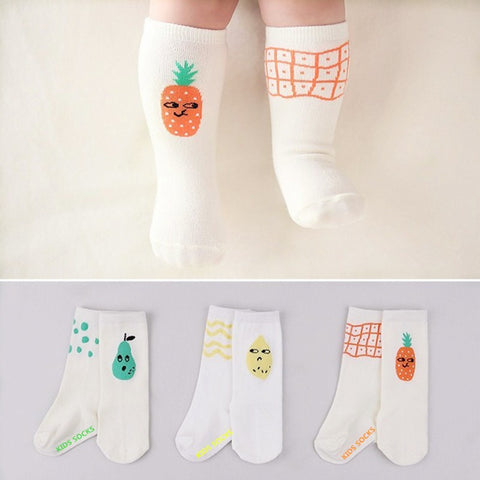 Pinapple High Socks