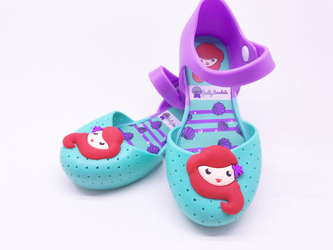 Princess Little Mermaid (Jelly Sandals)