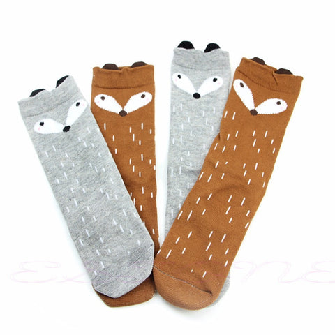 Fox High Socks