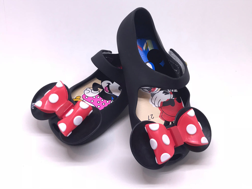 Minnie Ears INSPIRED by Jelly Sandals
