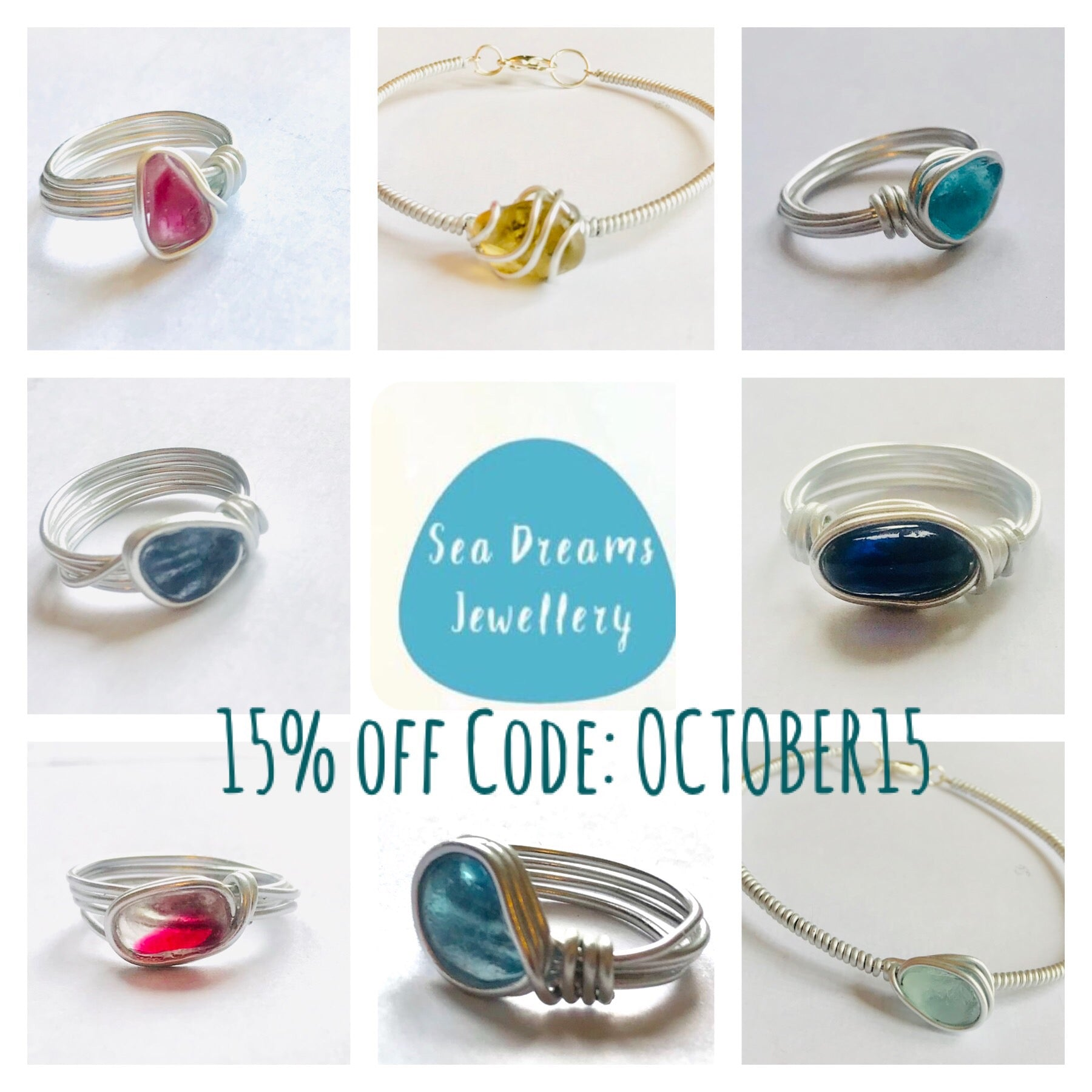 15% off in October Code: OCTOBER15