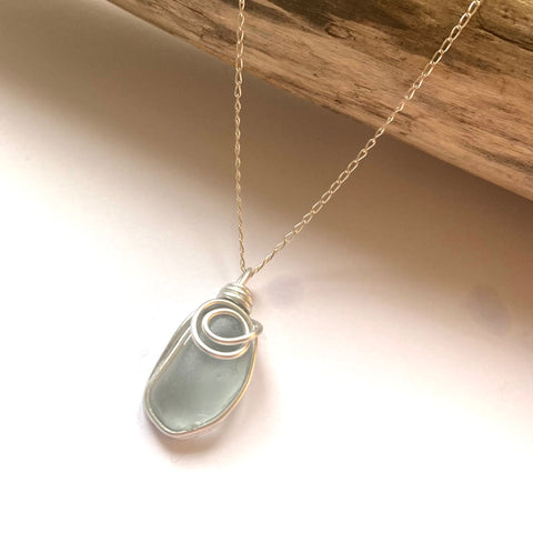 Devon Sea Glass Pendant