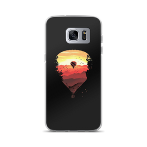 Air Balloon - Samsung Galaxy S7 Edge - Samsung Case