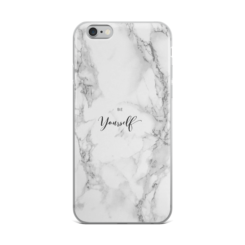 Be Yourself - Iphone Case - $25.00 - Iphone 6 Plus/6S Plus