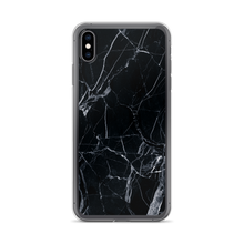 Load image into Gallery viewer, Black Marble - Iphone Xs Max - Iphone Case