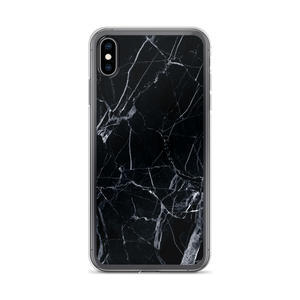 Black Marble - Iphone Xs Max - Iphone Case