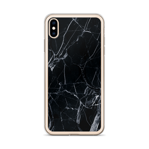 Black Marble - Iphone Case