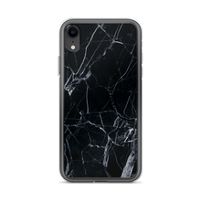 Load image into Gallery viewer, Black Marble - Iphone Xr - Iphone Case