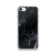 Load image into Gallery viewer, Black Marble - Iphone 7/8 - Iphone Case